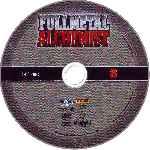 miniatura Fullmetal Alchemist 2003 Disco 08 Por Jenova cover cd