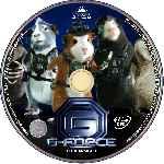 miniatura G Force Custom Por Barceloneta cover cd
