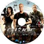 miniatura G I Joe El Contraataque Custom V5 Por Corsariogris cover cd