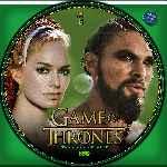 miniatura Game Of Thrones Temporada 02 Disco 06 Custom Por Reinelka cover cd