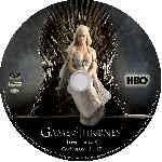 miniatura Game Of Thrones Temporada 03 Custom Por Zaphiro cover cd