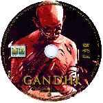 miniatura Gandhi Custom V4 Por Zeromoi cover cd