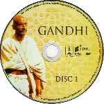 miniatura Gandhi Edicion Coleccionista Disco 01 Por Lukiluke cover cd