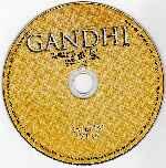 miniatura Gandhi Region 4 Material Extra Por Hersal cover cd