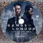 miniatura Gangs Of London Temporada 01 Custom Por Camarlengo666 cover cd