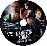 miniatura Gangster Squad Brigada De Elite Custom V2 Por Almirantebron cover cd