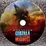 miniatura Godzilla Vs Kong Custom V2 Por Camarlengo666 cover cd