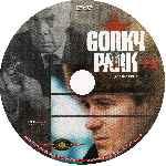 miniatura Gorky Park Custom Por Jarafu cover cd