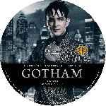 miniatura Gotham Temporada 04 Disco 05 Custom Por Darioarg cover cd