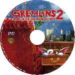 miniatura Gremlins 2 La Nueva Generacion Custom Por Mantrix2005 cover cd