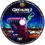 miniatura Gremlins 2 La Nueva Generacion Custom V2 Por Zeromoi cover cd