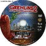 miniatura Gremlins 2 La Nueva Generacion Por Malevaje cover cd