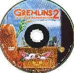 miniatura Gremlins 2 La Nueva Generacion Region 4 Por Taurojp cover cd