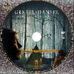 miniatura Gretel & Hansel Un Oscuro Cuento De Hadas Custom Por Camarlengo666 cover cd