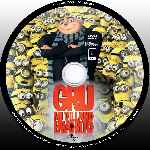 miniatura Gru Mi Villano Favorito Custom V2 Por Trimol cover cd