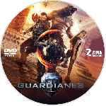 miniatura Guardianes Custom V2 Por Mrandrewpalace cover cd
