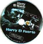 miniatura Harry El Fuerte Harry El Sucio Coleccion Por Scarlata cover cd