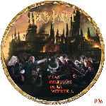 miniatura Harry Potter Y Las Reliquias De La Muerte Parte 1 Custom V19 Por Darckman20100 cover cd