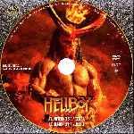 miniatura Hellboy 2019 Custom Por Camarlengo666 cover cd
