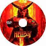 miniatura Hellboy 2019 Custom V2 Por Franvilla cover cd