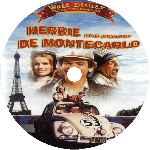 miniatura Herbie En El Gran Prix De Montecarlo Custom Por Vigilantenocturno cover cd
