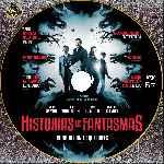 miniatura Historias De Fantasmas 2017 Custom Por Camarlengo666 cover cd