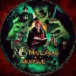miniatura Historias De La Morgue Custom Por Ferozbbb cover cd