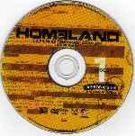 miniatura Homeland Temporada 01 Disco 01 Region 4 Por Fabiorey 09 cover cd