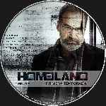 miniatura Homeland Temporada 01 Disco 03 Custom Por Analfabetix cover cd