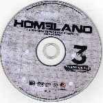miniatura Homeland Temporada 01 Disco 03 Region 4 Por Fabiorey 09 cover cd