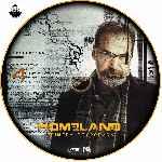 miniatura Homeland Temporada 01 Disco 04 Custom V2 Por Jsesma cover cd