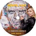 miniatura Homeland Temporada 02 Custom Por Vigilantenocturno cover cd