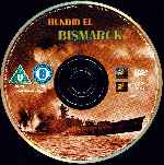 miniatura Hundid El Bismarck Por Ximo Raval cover cd