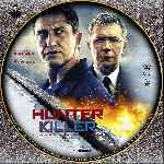 miniatura Hunter Killer Caza En Las Profundidades Custom Por Jsesma cover cd