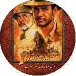 miniatura Indiana Jones Y La Ultima Cruzada Custom V2 Por Kakitakakita cover cd