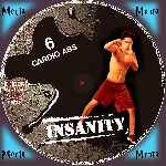 miniatura Insanity Volumen 06 Custom Por Menta cover cd