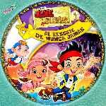 miniatura Jake Y Los Piratas De Nunca Jamas Al Rescate De Nunca Jamas Custom V2 Por Chaladuras cover cd