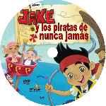miniatura Jake Y Los Piratas De Nunca Jamas Custom Por Vigilantenocturno cover cd