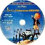 miniatura James Y El Melocoton Gigante Custom Por Turulatoprince cover cd
