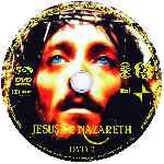miniatura Jesus De Nazareth Disco 03 Custom Por Zeromoi cover cd
