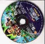 miniatura Jimmy Neutron El Nino Genio Region 4 Por Jorgeduardo79 cover cd