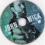 miniatura John Wick Por Jsambora cover cd