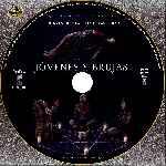 miniatura Jovenes Y Brujas 2020 Custom V2 Por Camarlengo666 cover cd