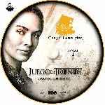 miniatura Juego De Tronos Temporada 02 Disco 01 Custom V2 Por Jsesma cover cd