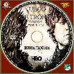 miniatura Juego De Tronos Temporada 02 Disco 05 Custom Por Kiyosakysam cover cd