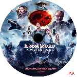 miniatura Jurassic World Dominion Custom Por Darckman20100 cover cd