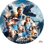 miniatura Jurassic World Dominion Custom V2 Por Darckman20100 cover cd