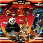miniatura Kung Fu Panda 2 Custom V02 Por Comprapirata cover cd