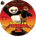miniatura Kung Fu Panda 2 Custom V04 Por Presley2 cover cd