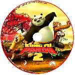 miniatura Kung Fu Panda 2 Custom V07 Por Vistahermosa2270 cover cd